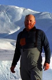 Professor Geoffrey Clarke