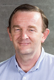 Associate Professor John O'Byrne
