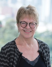 Associate Professor Judy Cashmore
