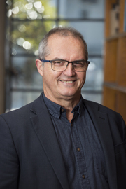 Associate Professor Peter Marks